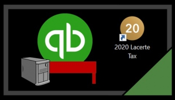 QuickBooks Desktop – Export Directly to Tax Software Lacerte