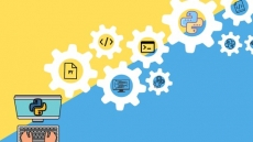 Python for Beginners 2021:Basics to Adv 12 Week Masterclass