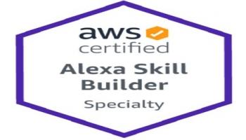 AWS Certified Alexa Skill Builder – Specialty Practice Exam
