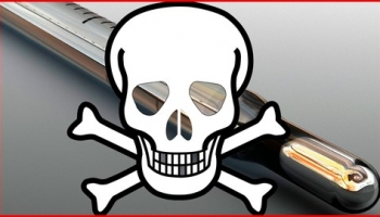Deadly Mercury: How to Detox – Prevent Heavy Metal Poisoning