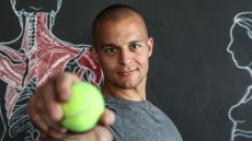Learn Self Massage Using a Tennis Ball