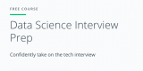 Data Science Interview Prep