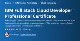 IBM Full Stack Cloud Developer Professional Certificate