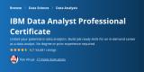 IBM Data Analyst Professional Certificate